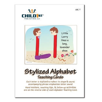 Alphabet Teaching Cards