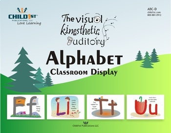 Display Alphabet