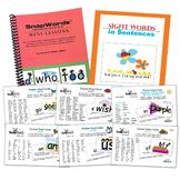 SnapWords® 306 Pocket Chart Cards