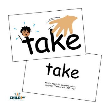 SnapWords® Sight Word List B Teaching Cards