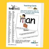 SnapWords® Sight Word List C Teaching Cards