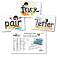 SnapWords® Sight Word List F Pocket Chart Cards