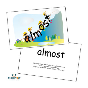 SnapWords Sight Word List G Teaching Cards