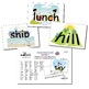 SnapWords® Sight Word Nouns List 2 Pocket Chart Cards