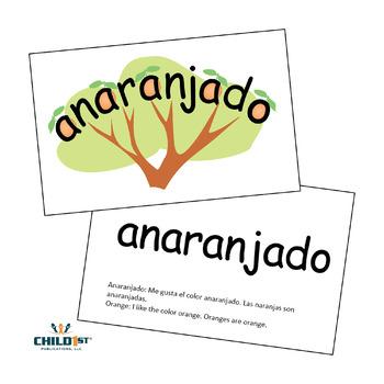 SnapWords® Spanish List 1 Teaching Cards