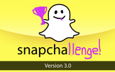 Snapchallenge Volume 3 - Snapchat Themed Photographic Memory Game