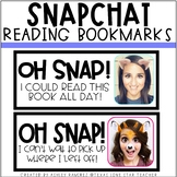 Snapchat Bookmark (EDITABLE)
