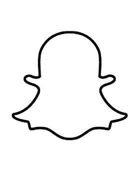 Characterization/Character Activity: Snapchat Character Ghosts