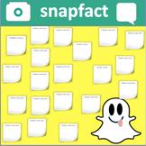 Snapchat Exit Slip Board