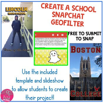 Project for Google Drawing™ - Create a Snapchat Filter