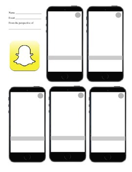 Snapchat History Stories Project