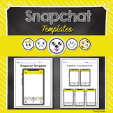 Snapchat Templates - Editable with PowerPoint