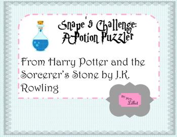 Snape's Challenge