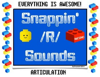 Snapping Blocks R Sound