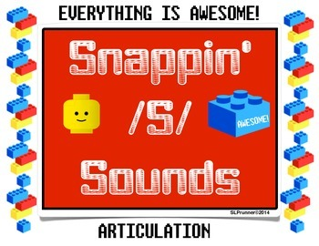 Snapping Blocks S Sound