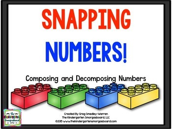 Composing and Decomposing Numbers: Snapping Numbers