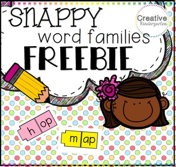 Snappy Word-Families