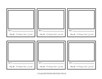 Snapshot of Learning: Polaroid Exit Tickets with Self Evaluation Hashtags