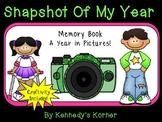 Memory Book ~ Snapshot of My Year!