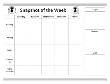 Snapshot of the Week
