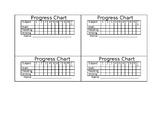 Snapshot progress  desk chart