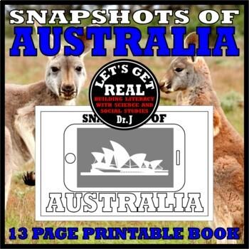 AUSTRALIA: Snapshots of Australia
