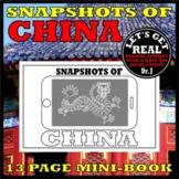 CHINA: Snapshots of China