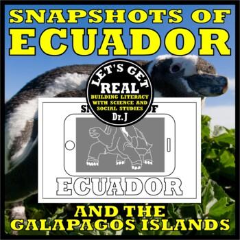 Snapshots of ECUADOR