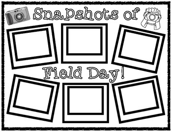 Snapshots of Field Day