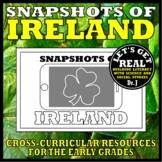 IRELAND: Snapshots of Ireland (Book and Poster)