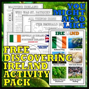 IRELAND: Snapshots of Ireland (Book and Poster)