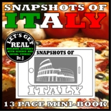 ITALY: Snapshots of Italy