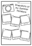 Snapshots of Summer Holiday