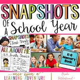 Snapshots of a School Year Memory Book