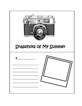 Snapshots of my Summer