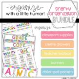 Snarky Organization Set