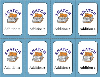 Snatch Addition 2