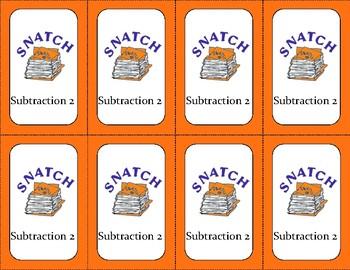 Snatch Subtraction 2