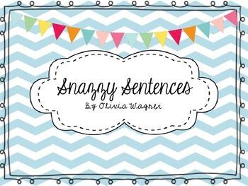 Snazzy Sentences