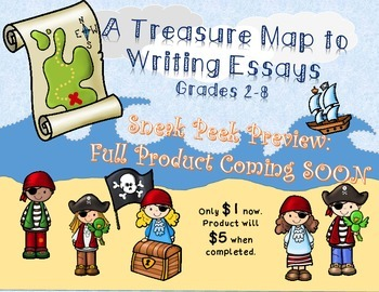 Sneak Peek Preview: Writing a better, more detailed essay