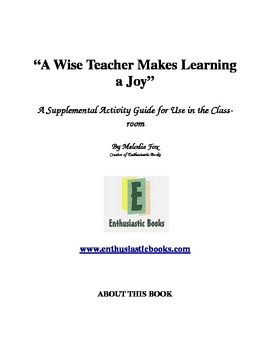 Sneak Peek at a Wise Teacher Makes Learning a Joy