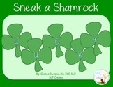 Sneak a Shamrock: An Open-Ended St. Patrick's Day Activity
