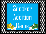 Sneaker Addition Game