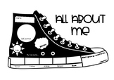 Sneaker All About Me Page (US and UK spelling)