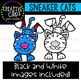 Sneaker Cats Clipart {Creative Clips Clipart}