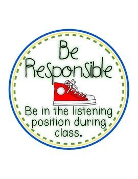 Sneaker Classroom Behavior