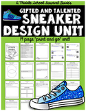 Gifted and Talented Unit - Sneaker Design and Marketing