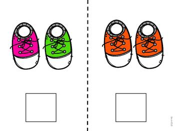Sneaker Same vs. Different Activities
