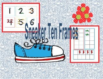Sneaker Ten Frames