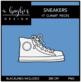 Sneakers Clipart {A Hughes Design}